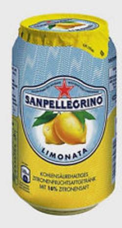 LIMONATA S.PELLEGRINO 24x0,330