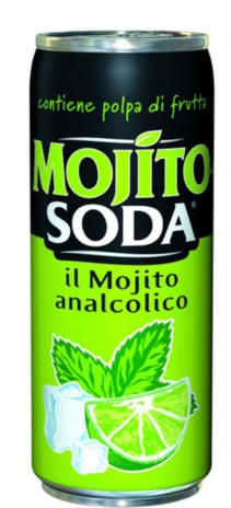 MOJITOSODA LATTINA 24x0,33