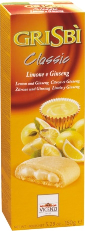 GRISBI' CLASSIC LIMONE 12x0,15