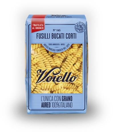 FUSILLI BUC CORTI N145 18x0,50