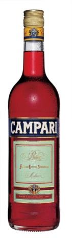 CAMPARI BITTER    12x1