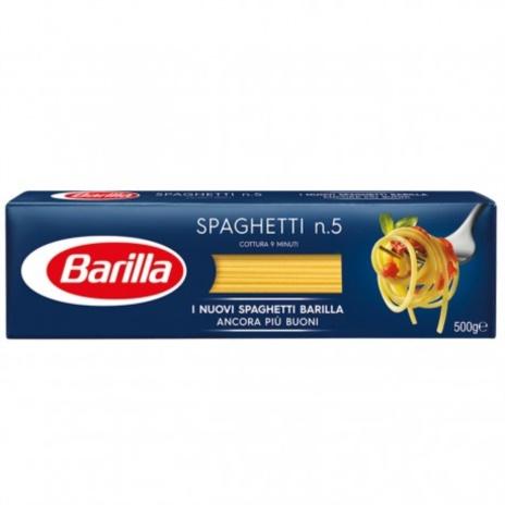 SPAGHETTI BARILLA N.5 24x0,500