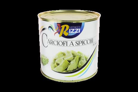 CARCIOFI SPACC ACQUA 6x3kg