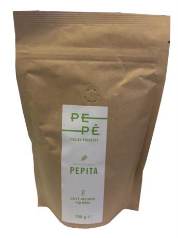 PEPE' CAFFE' PEPITA GR.250x12