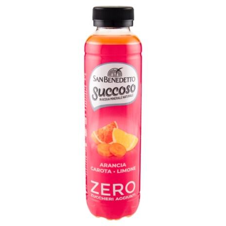 SUCCOSO ZERO ARAN-CAR-LIMONE 12x0,400