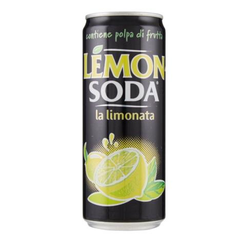 LEMONSODA  LATTINA 24x0,330